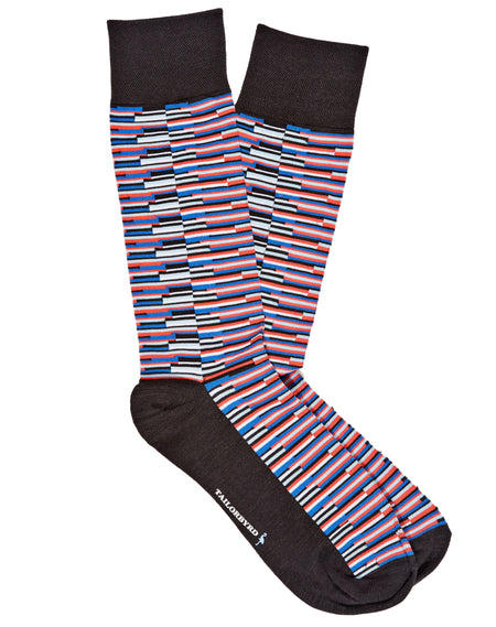 Multi Dot Sock