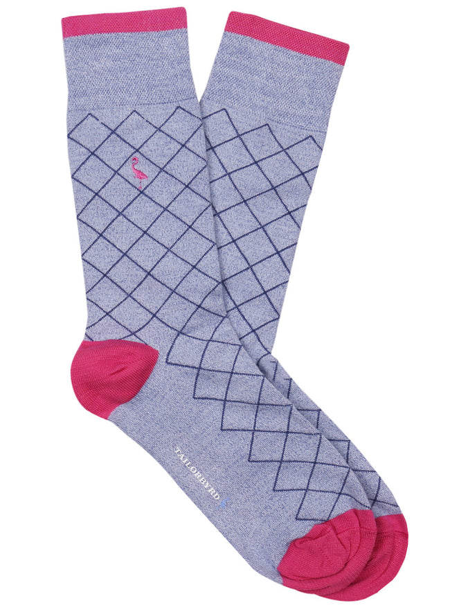 Diamond Geo Sock
