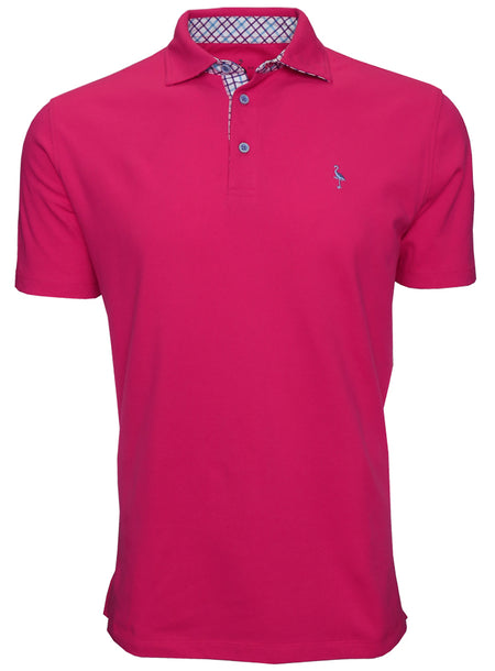 Big and Tall Short Sleeve Classic Polo