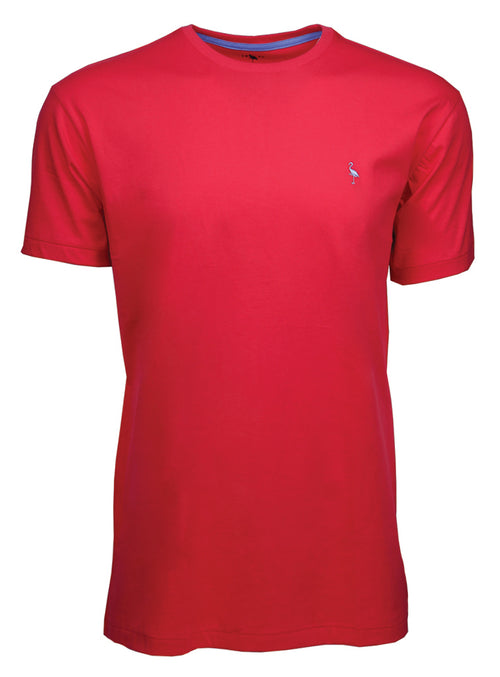 Solid Short Sleeve T-Shirt