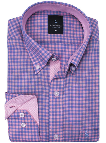 Light Blue Byrd Button-Down Shirt