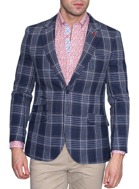 Solid Performance Sport Coat