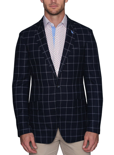 Blue Formal Dinner Jacket