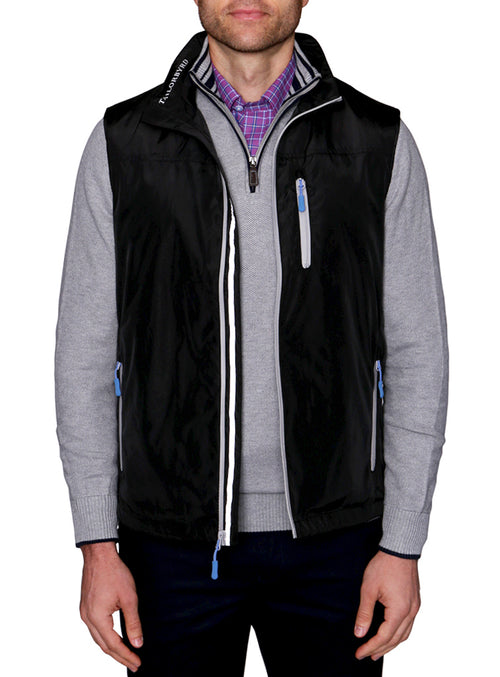 Fleece Lined Golf Vest